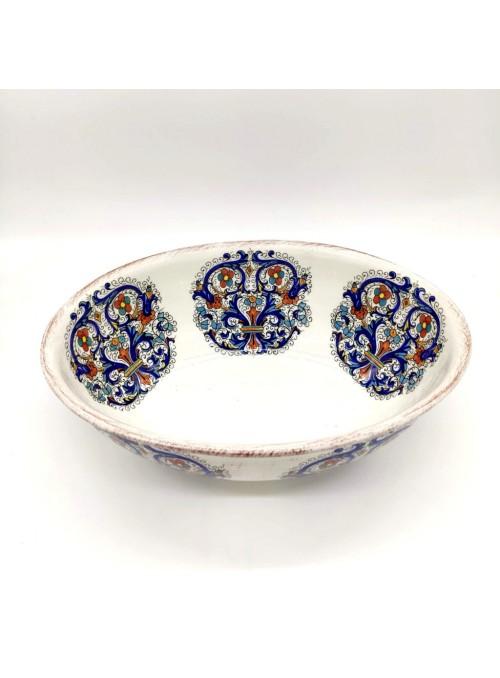 Insalatiera in ceramica - Deruta