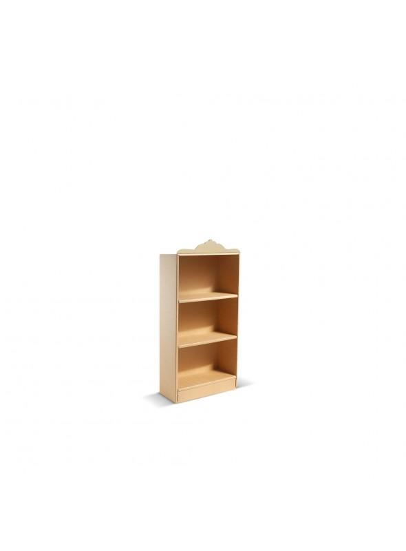 Libreria classica di ecodesign in cartone Coco 110