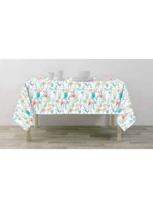 Tablecloth in eco freindly fabric - Moana