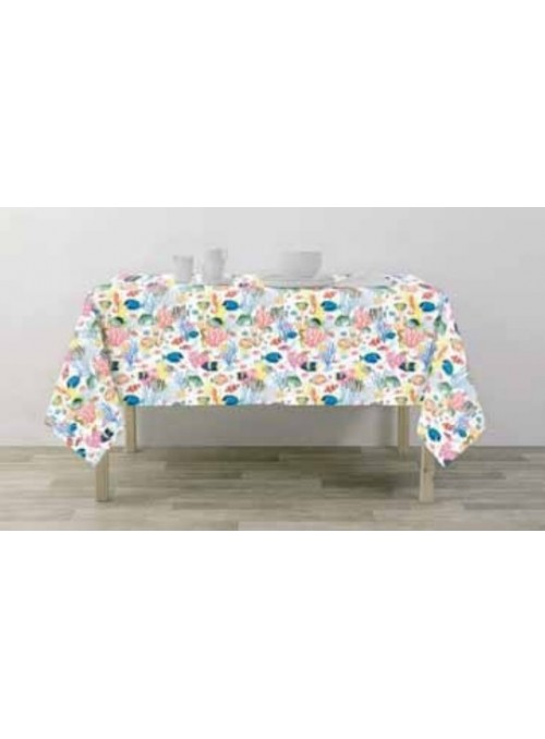 Tablecloth in eco freindly fabric - Kaito