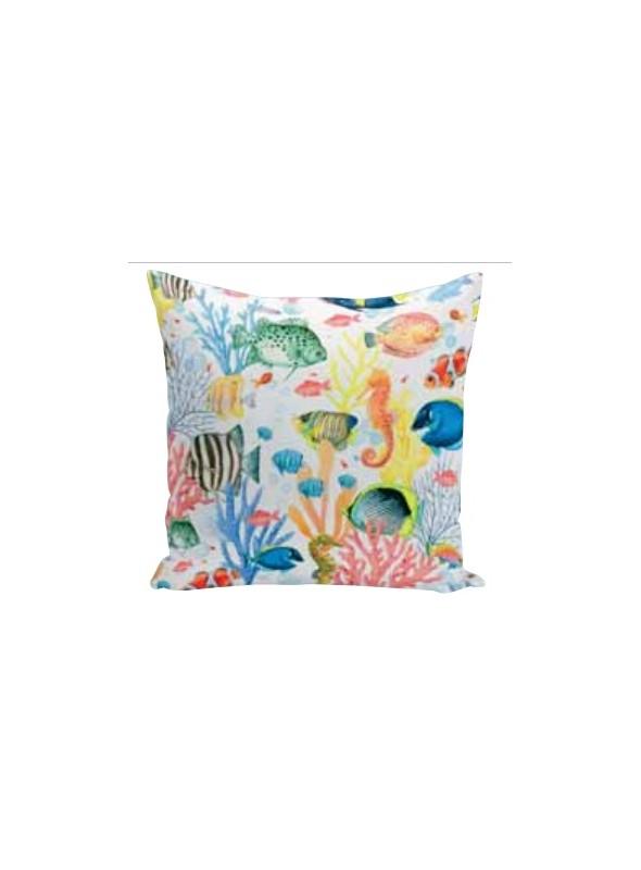 Printed eco friendly cushion - Kaito