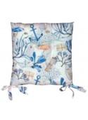 Set of two sustainable seat cushions - Ula