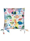 Set due cuscini per sedia eco friendly - Kaito