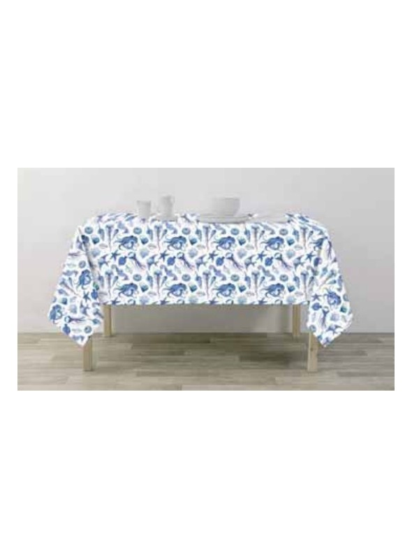 Tablecloth in eco freindly fabric - Doria