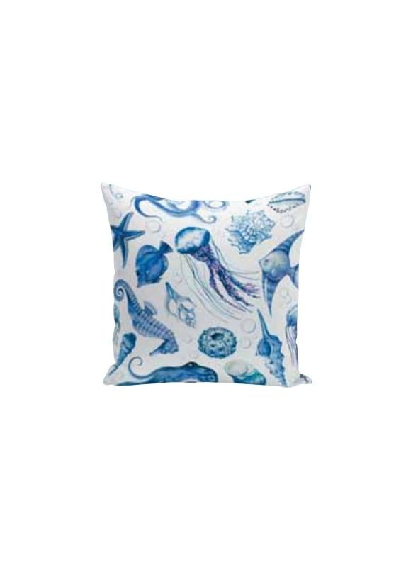 Printed eco friendly cushion - Doria
