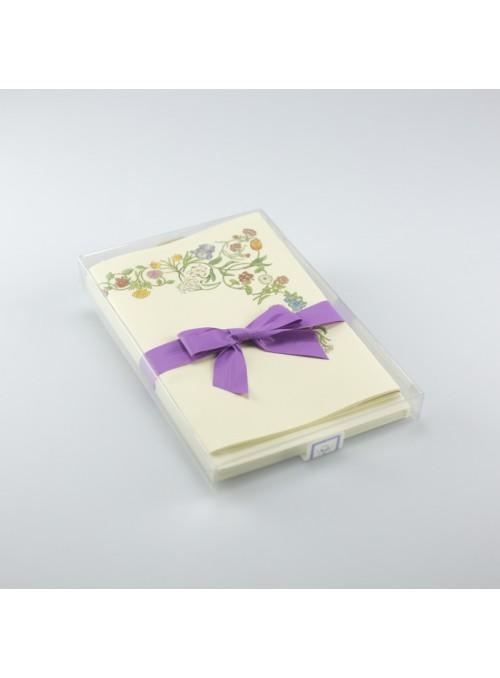 Carta da lettere - Botanica