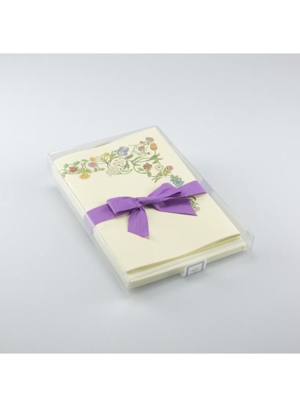 Stationary paper - Botanica