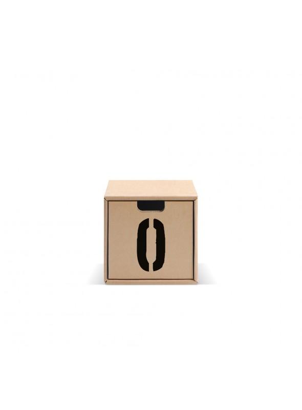 Original design eco-friendly box - Pixel Numbers