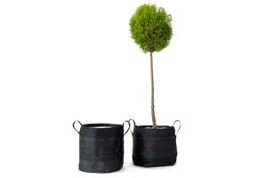 Vaso eco per piante da giardino